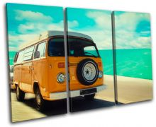 Camper Van Seaside Transportation - 13-0084(00B)-TR32-LO
